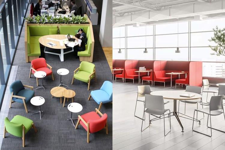 Imagem de capa do post sobre tendências nos novos ambientes de trabalho